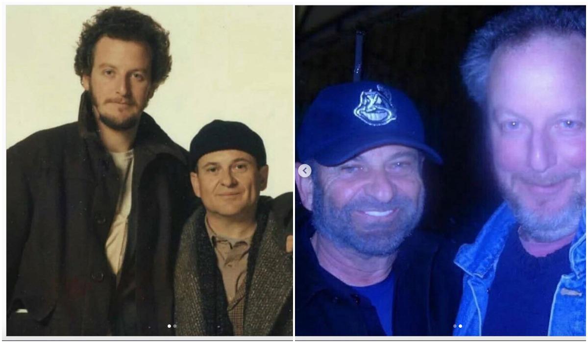 "Joe Pesci i Daniel Stern – ""mokrzy bandyci"""