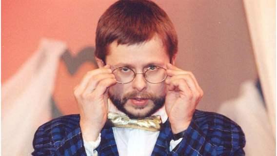 """Andrzej Marek Grabowski przez lata wcielał się w rolę kultowego """"Pana Tik Taka"""""""