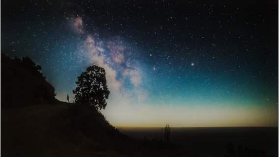 Gwiazda betlejemska dziś na niebie