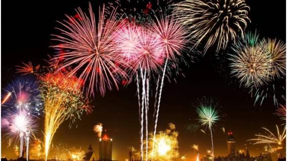 Nowy Rok przyszedł w niektórych miejscach na świecie dużo wcześniej