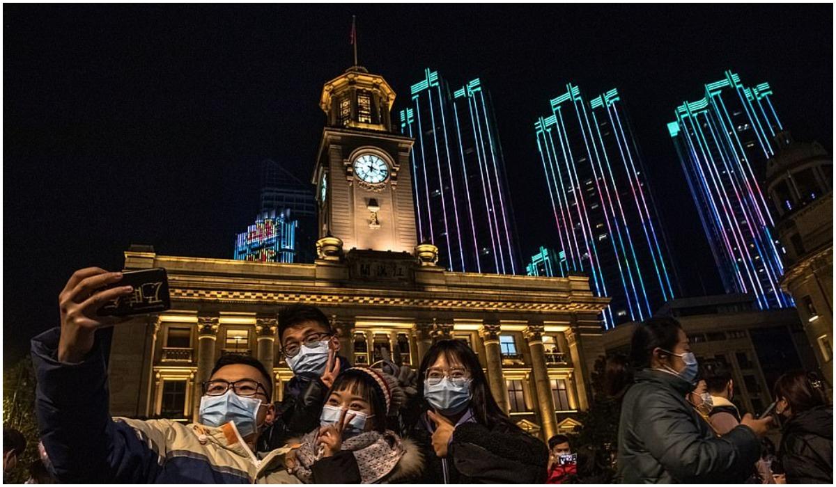 Wuhan w sylwestra