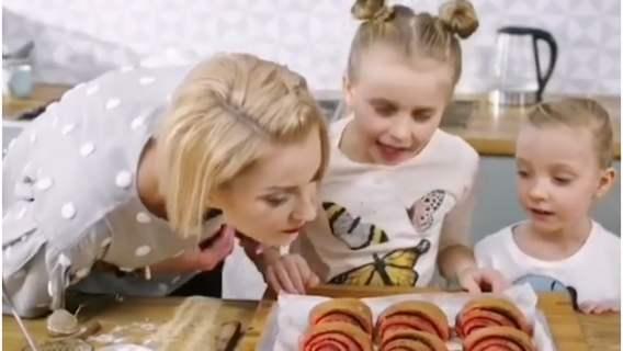 Daria Ładocha udostępniła śmieszne nagranie ze swoimi córkami