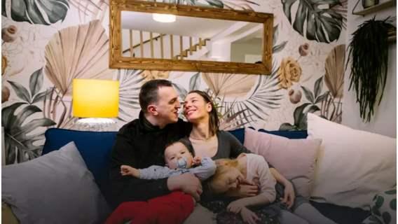 """HGTV: """"Remont marzeń"""" zmienił życie Ewy i jej rodziny"""