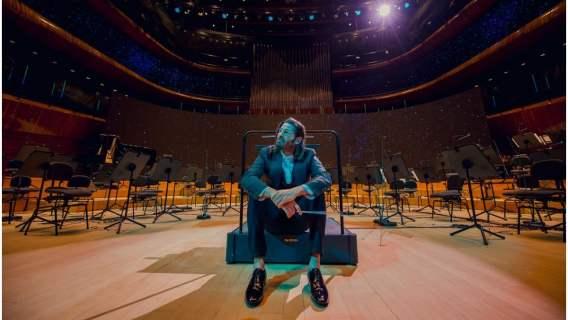 Netflix postanowił wydać koncert z udziałem Radzimira Dębskiego i NOSPR