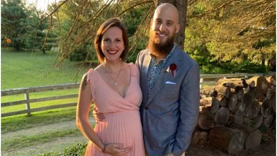 Kobieta ukończyła test uczelniany na sali porodowej